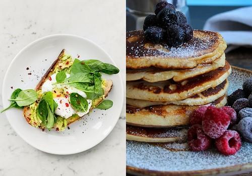 Завтрак дачника – 3 варианта сбалансированного завтрака для трудовых побед