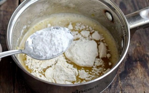 Заварной крем в домашних условиях, простой рецепт