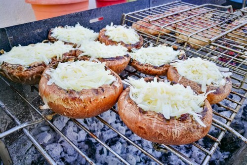 5 советов по приготовлению грибов на мангале