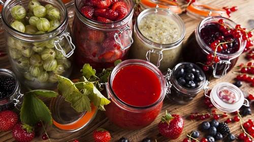 Ягодный микс – 4 рецепта варенья из разных ягод