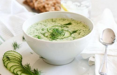 Летние супы с зеленью – 3 рецепта на скорую руку