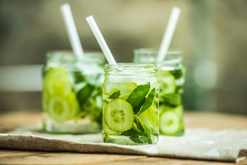 Огуречный лимонад из своих огурцов – 2 рецепта приготовления
