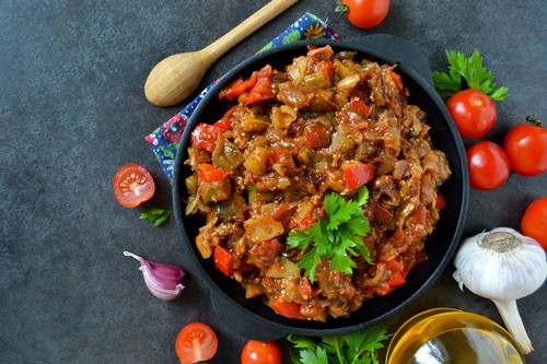 Овощное рагу – 3 простых дачных рецепта