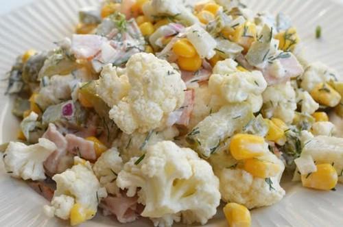 5 блюд из свежей цветной капусты прямо с грядки