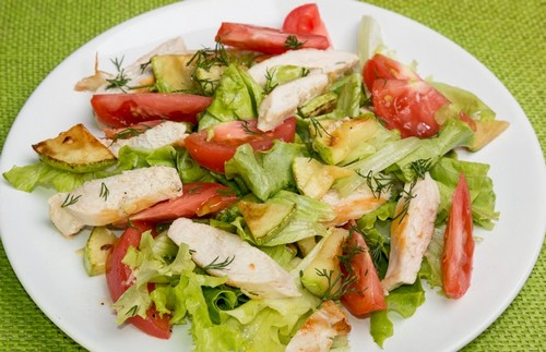 Салат из кабачков – 4 вкусных рецепта