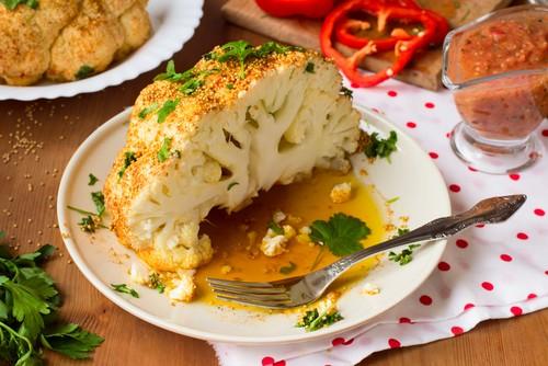 6 вкусных блюд из свежей цветной капусты