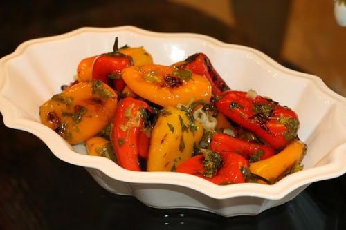 4 простых блюда со свежим болгарским перцем