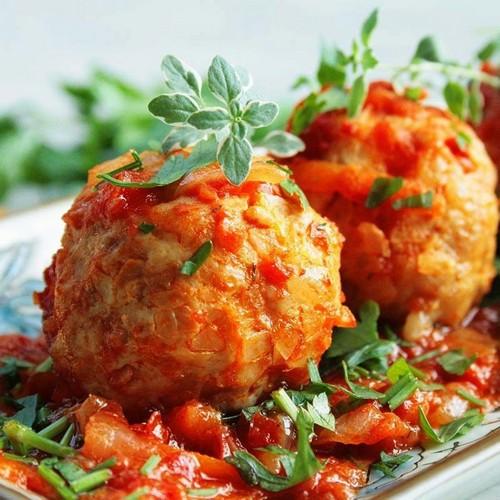Дачная кулинария – 3 рецепта фаршированного перца