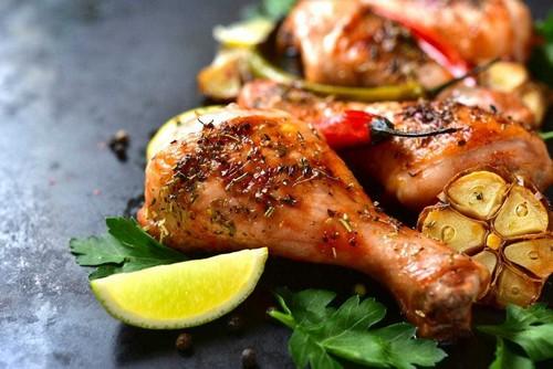 Куриные ножки на мангале – 3 рецепта маринада