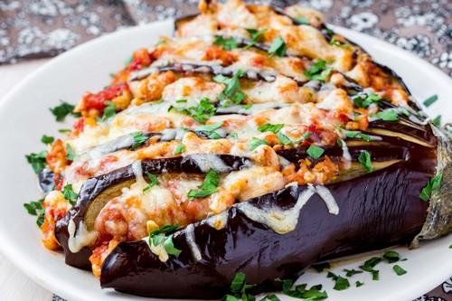 Прямо с грядки – 3 рецепта блюд с баклажанами