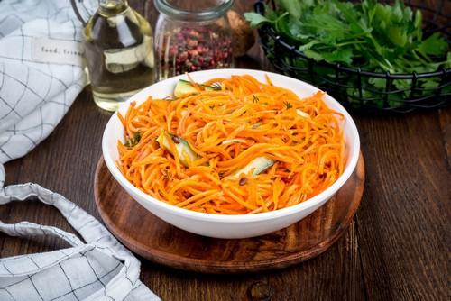 3 летних салата со свежей морковкой прямо с грядки