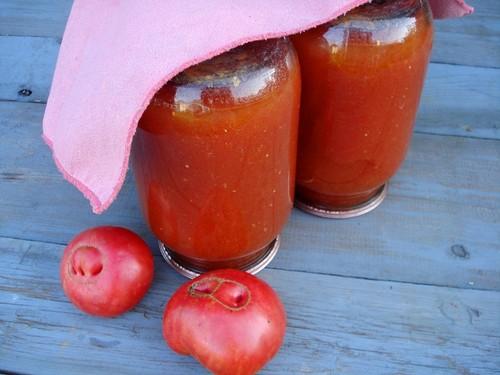 6 ошибок при заготовке томатного сока из своих помидоров