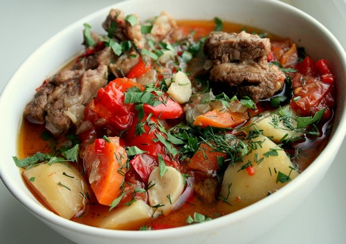 Хашлама по-армянски – рецепт и секреты приготовления