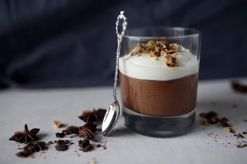 Шоколадный мусс: побалуй себя по-французски