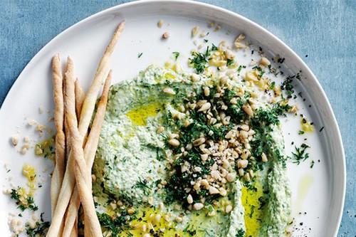 Хумус: 3 нестандартных варианта приготовления
