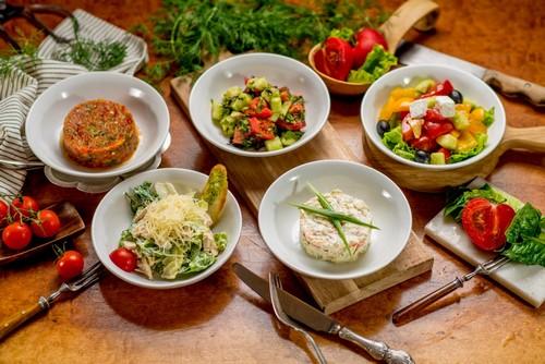 Обед за 3 минуты: 4 сытных варианта