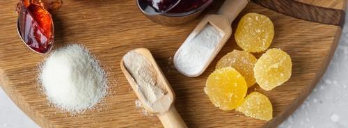 Чем отличается агар-агар от желатина: таблица пересчета при замене в рецепте