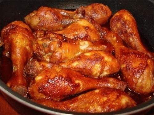 7 шагов к вкусной жареной курице