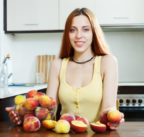 5 причин добавить персики в свой недельный рацион