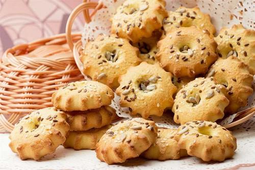 Рассыпчатое печенье на маргарине – 2 простых рецепта вкусной домашней выпечки