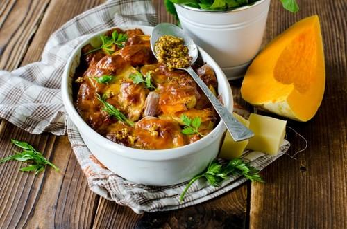 Суп, котлеты, пирог или что еще можно приготовить из тыквы