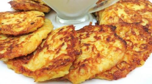 Оладьи из кабачков, моркови и картофеля: пошаговый рецепт блюда