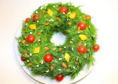 Удиви гостей: 5 способов нестандартной подачи новогоднего оливье