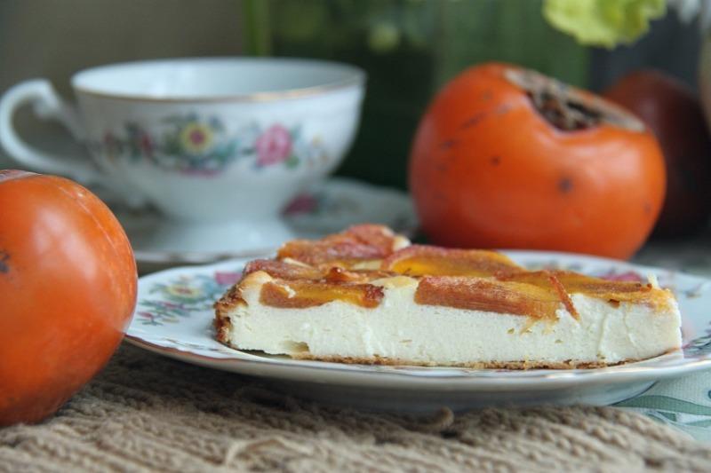 3 простых десерта из хурмы, которые легко заменят праздничный торт