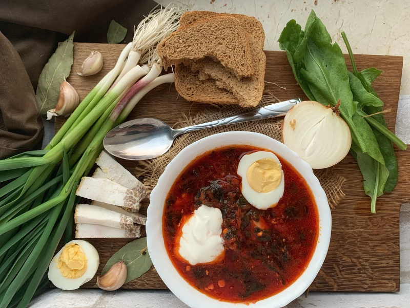 5 нюансов приготовления по-настоящему вкусного и наваристого борща