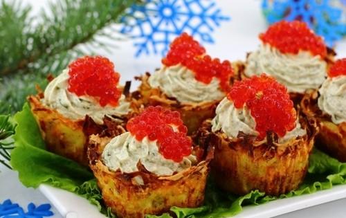 4 рецепта закуски с соленой селедкой к новогоднему столу 2021