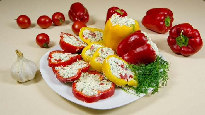 Закуски из болгарского перца, которые не только вкусные, но и украсят новогодний стол 2021